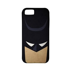 Batman Apple Iphone 5 Classic Hardshell Case (pc+silicone) by Brittlevirginclothing