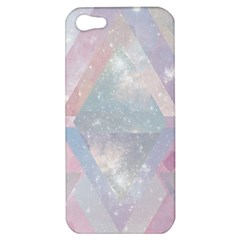 Pastel Colored Crystal Apple Iphone 5 Hardshell Case by Brittlevirginclothing
