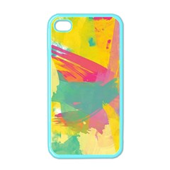 Paint Brush Apple Iphone 4 Case (color) by Brittlevirginclothing
