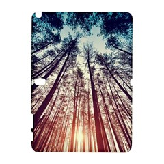 Up View Forest Galaxy Note 1 by Brittlevirginclothing