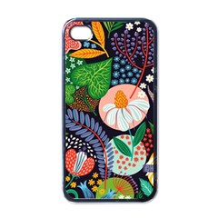 Japanese Inspired Apple Iphone 4 Case (black) by Brittlevirginclothing