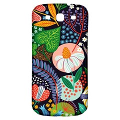 Japanese Inspired Samsung Galaxy S3 S Iii Classic Hardshell Back Case by Brittlevirginclothing