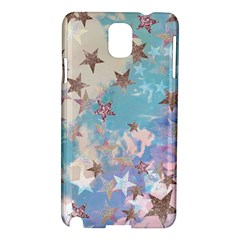 Pastel Stars Samsung Galaxy Note 3 N9005 Hardshell Case by Brittlevirginclothing