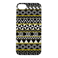 Black Bohemian Apple Iphone 5s/ Se Hardshell Case by Brittlevirginclothing