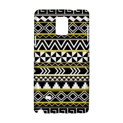 Black Bohemian Samsung Galaxy Note 4 Hardshell Case by Brittlevirginclothing