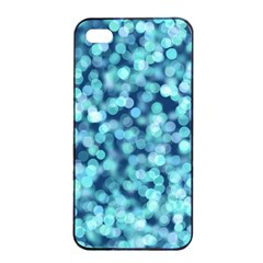 Blue Light Apple Iphone 4/4s Seamless Case (black) by Brittlevirginclothing