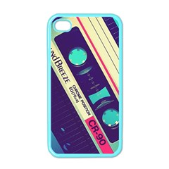 Vintage Casette  Apple Iphone 4 Case (color) by Brittlevirginclothing