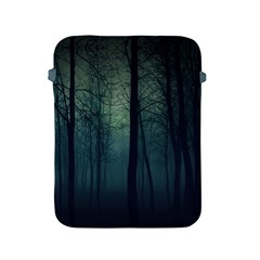 Dark Forest  Apple Ipad 2/3/4 Protective Soft Cases by Brittlevirginclothing