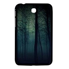 Dark Forest  Samsung Galaxy Tab 3 (7 ) P3200 Hardshell Case  by Brittlevirginclothing