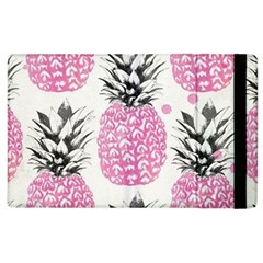Pink Pineapple Apple Ipad 3/4 Flip Case by Brittlevirginclothing