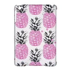 Pink Pineapple Apple Ipad Mini Hardshell Case (compatible With Smart Cover) by Brittlevirginclothing