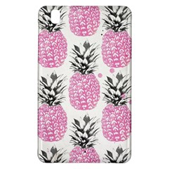 Pink Pineapple Samsung Galaxy Tab Pro 8 4 Hardshell Case by Brittlevirginclothing