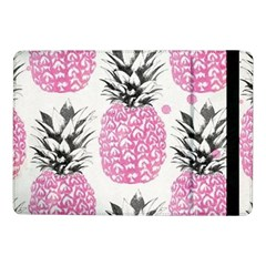 Pink Pineapple Samsung Galaxy Tab Pro 10 1  Flip Case by Brittlevirginclothing