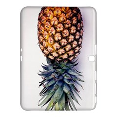 Pineapple Samsung Galaxy Tab 4 (10 1 ) Hardshell Case  by Brittlevirginclothing