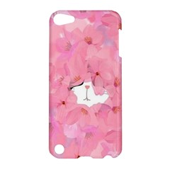 Cute Hidden Kitty Apple Ipod Touch 5 Hardshell Case by Brittlevirginclothing