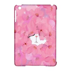 Cute Hidden Kitty Apple Ipad Mini Hardshell Case (compatible With Smart Cover) by Brittlevirginclothing