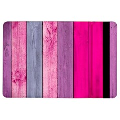 Pink Wood Ipad Air 2 Flip by Brittlevirginclothing