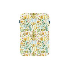 Pastel Flower Apple Ipad Mini Protective Soft Cases by Brittlevirginclothing