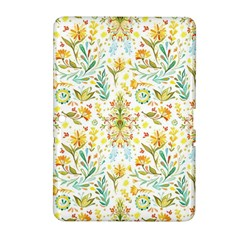 Pastel Flower Samsung Galaxy Tab 2 (10 1 ) P5100 Hardshell Case  by Brittlevirginclothing