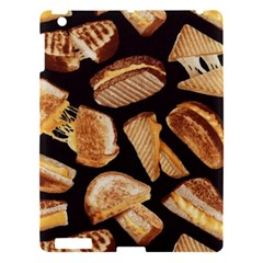 Delicious Snacks Apple Ipad 3/4 Hardshell Case by Brittlevirginclothing