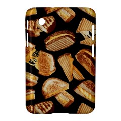 Delicious Snacks Samsung Galaxy Tab 2 (7 ) P3100 Hardshell Case  by Brittlevirginclothing