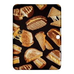Delicious Snacks Samsung Galaxy Tab 4 (10 1 ) Hardshell Case  by Brittlevirginclothing