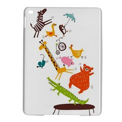 Cute Cartoon  Ipad Air 2 Hardshell Cases by Brittlevirginclothing