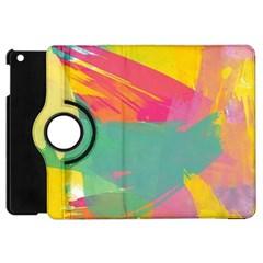 Paint Brush Apple Ipad Mini Flip 360 Case by Brittlevirginclothing