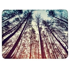 Up View Forest  Samsung Galaxy Tab 7  P1000 Flip Case by Brittlevirginclothing
