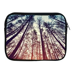 Up View Forest  Apple Ipad 2/3/4 Zipper Cases by Brittlevirginclothing