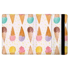 Cute Ice Cream Apple Ipad 2 Flip Case by Brittlevirginclothing