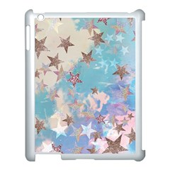 Pastel Stars Apple Ipad 3/4 Case (white) by Brittlevirginclothing