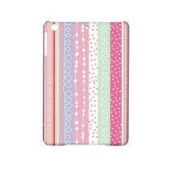 Pink Wood  Ipad Mini 2 Hardshell Cases