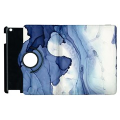 Paint In Water Apple Ipad 2 Flip 360 Case by Brittlevirginclothing
