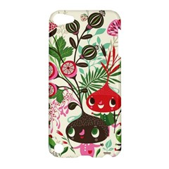Cute Cartoon Apple Ipod Touch 5 Hardshell Case by Brittlevirginclothing