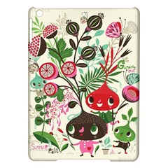 Cute Cartoon Ipad Air Hardshell Cases by Brittlevirginclothing