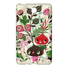 Cute Cartoon Samsung Galaxy Tab 4 (7 ) Hardshell Case  by Brittlevirginclothing