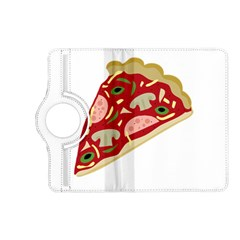 Pizza Slice Kindle Fire Hd (2013) Flip 360 Case by Valentinaart