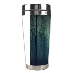 Dark Forest Stainless Steel Travel Tumblers by Brittlevirginclothing