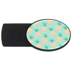 Pineapple Usb Flash Drive Oval (2 Gb) by Brittlevirginclothing