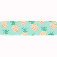 Pineapple Large Bar Mats by Brittlevirginclothing