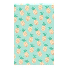Pineapple Shower Curtain 48  X 72  (small)  by Brittlevirginclothing