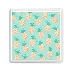 Pineapple Memory Card Reader (square)  by Brittlevirginclothing