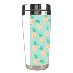 Pineapple Stainless Steel Travel Tumblers by Brittlevirginclothing