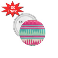 ¨pink Bohemian 1 75  Buttons (100 Pack)  by Brittlevirginclothing