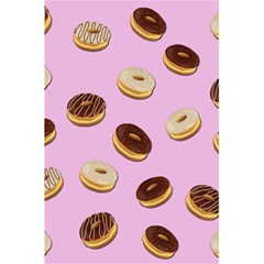 Donuts Pattern   Pink 5 5  X 8 5  Notebooks by Valentinaart