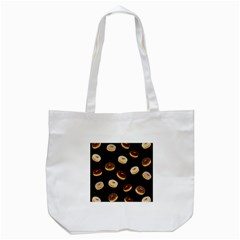 Donuts Tote Bag (white) by Valentinaart