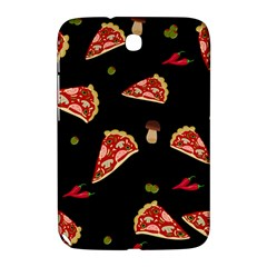 Pizza Slice Patter Samsung Galaxy Note 8 0 N5100 Hardshell Case  by Valentinaart