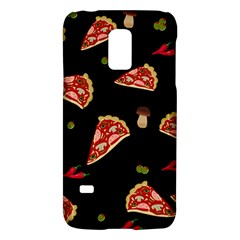 Pizza Slice Patter Galaxy S5 Mini by Valentinaart