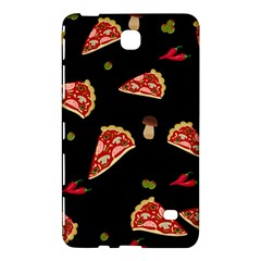 Pizza Slice Patter Samsung Galaxy Tab 4 (7 ) Hardshell Case  by Valentinaart